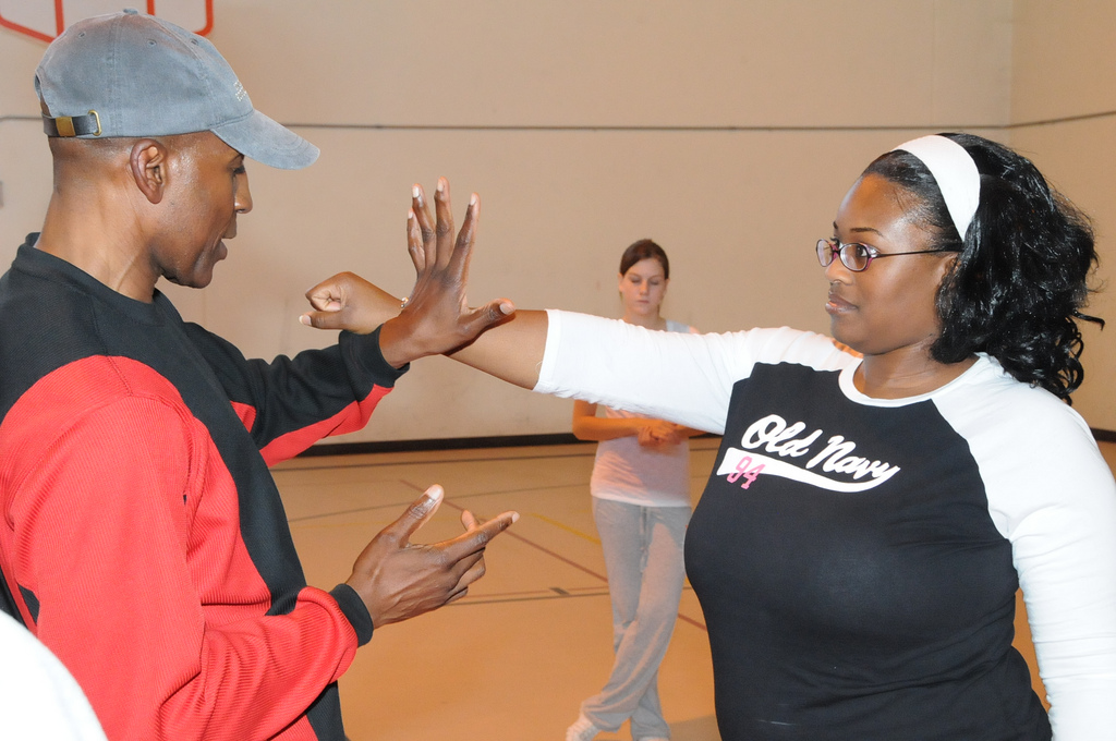 Impact of a Self-Defense Training on Students with Disabilities